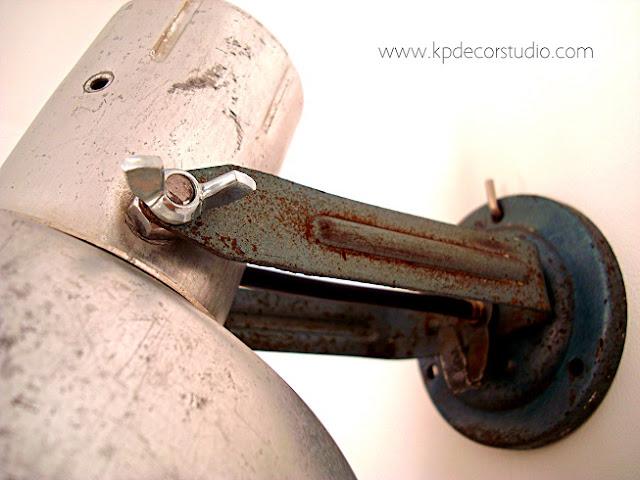 Venta de apliques de pared vintage estilo industrial de naves y fábricas antiguas