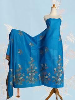 kain batik modern