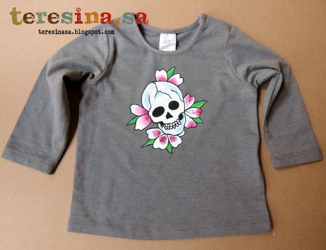 Pintar-camiseta