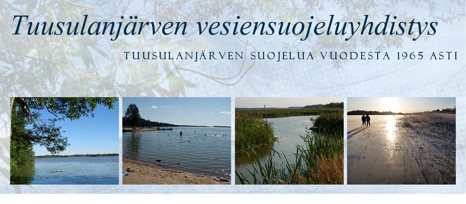Tuusulanjärven vesiensuojeluyhdistys