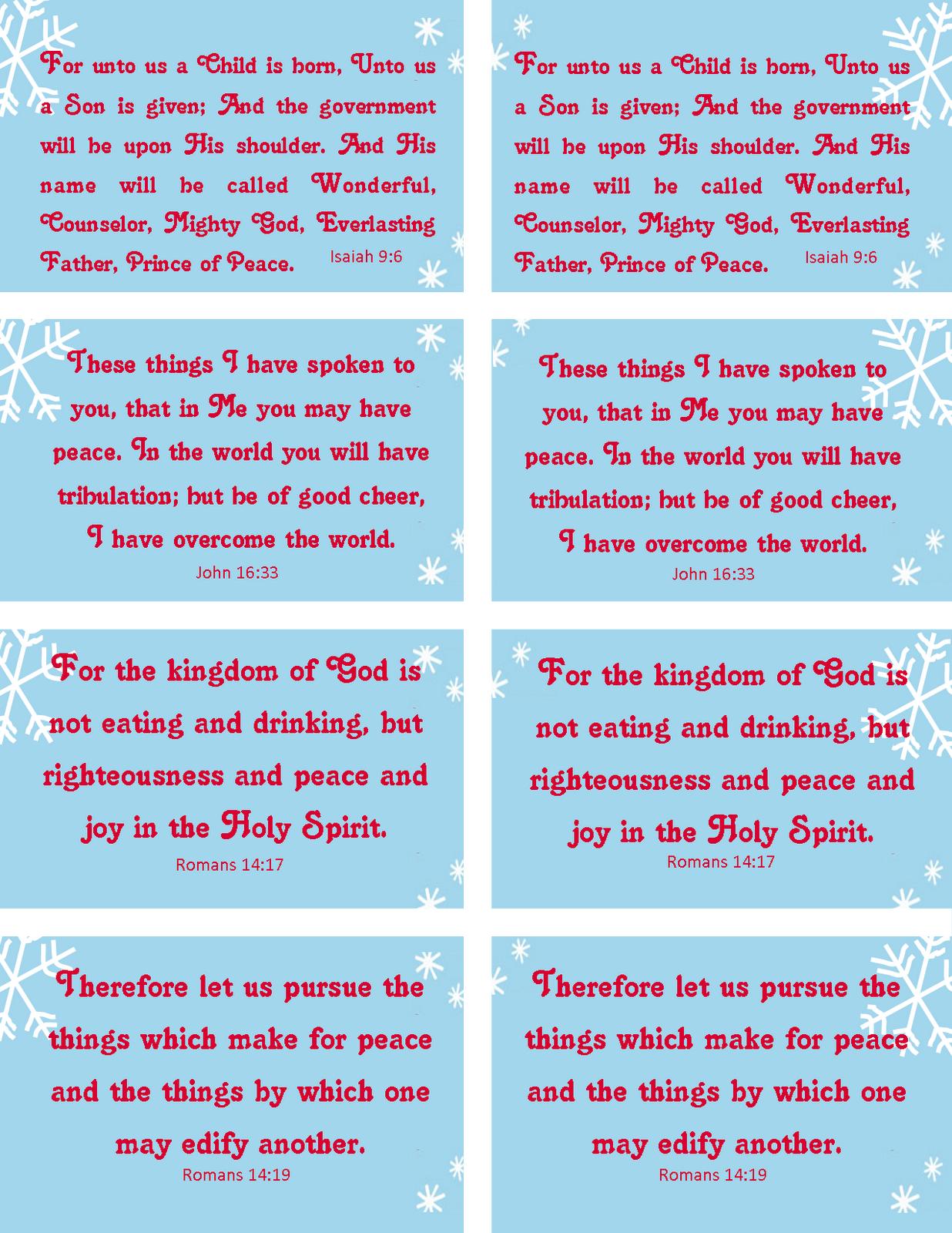 httpdldropboxcomu50589689christmas20verse20cardspdf - Christmas Scripture For Cards