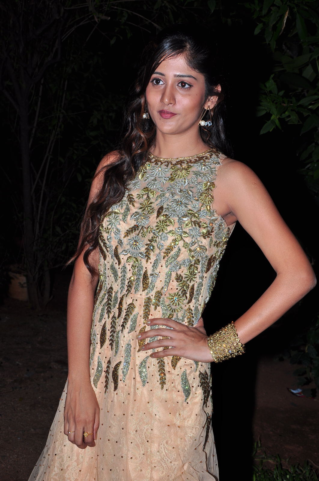 Chandini chowdary new glam pics-HQ-Photo-18