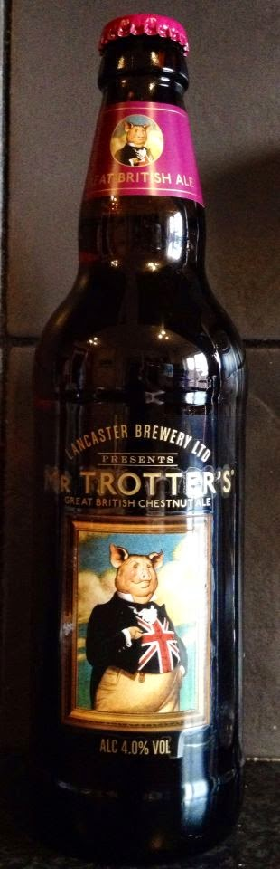 Mr Trotters Great British Chestnut Ale (Lancaster Brewery)