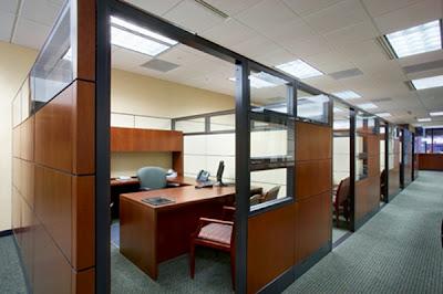 interior kantor modern-pribadi