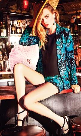 Bo.Bô coleção verão 2015 conjunto blazer e short