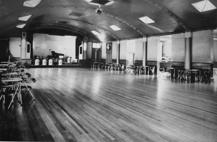 Empress Ballroom Stubbington Avenue