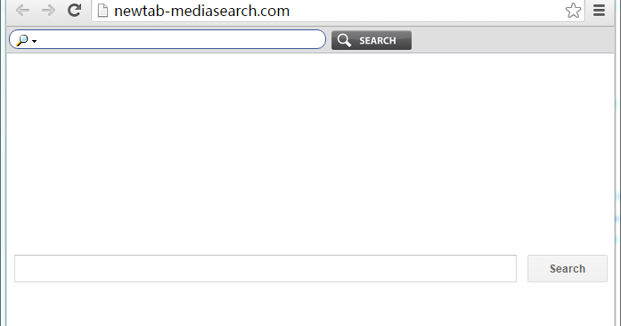 how to get rid of new tab search