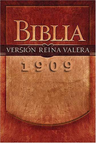 Biblia Versión Reina Valera 1909