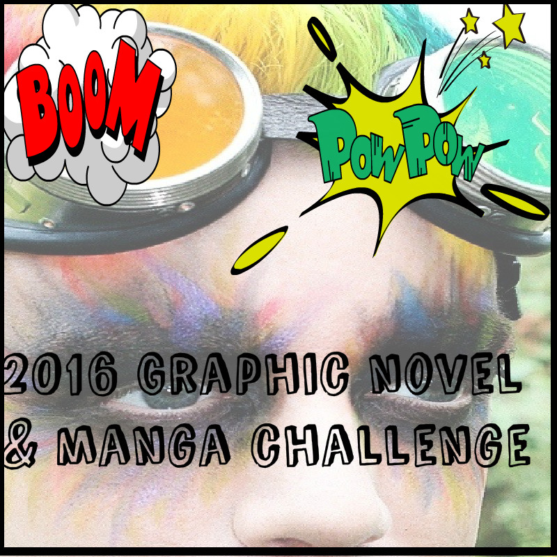 Graphic Novel Challlenge