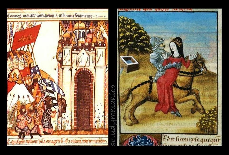 Los Reinos Cristianos Hispanicos Tema 7 Los Reinos Hisp Nicos