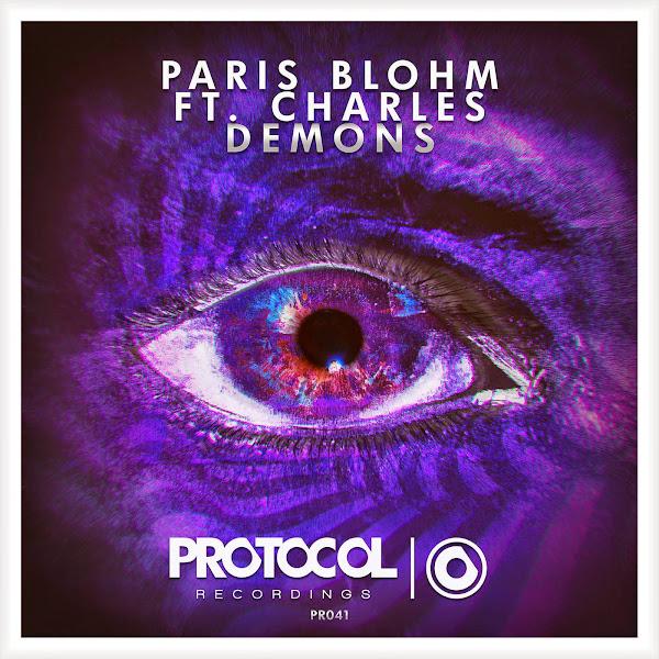 Paris Blohm - Demons (feat. Charles) - Single  Cover