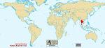แผนที่โลก