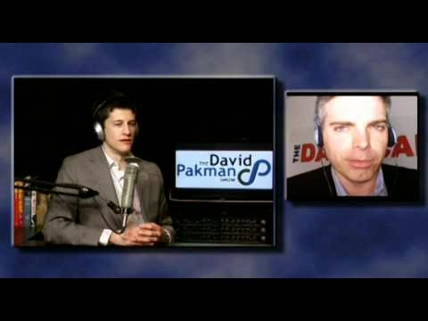The time David Pakman had that Matt Lewis son of a bitch