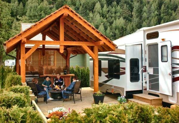 RV lot ownership as the new cottage