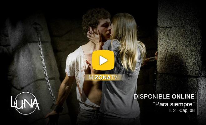 Luna El misterio de Calenda 2x08 online