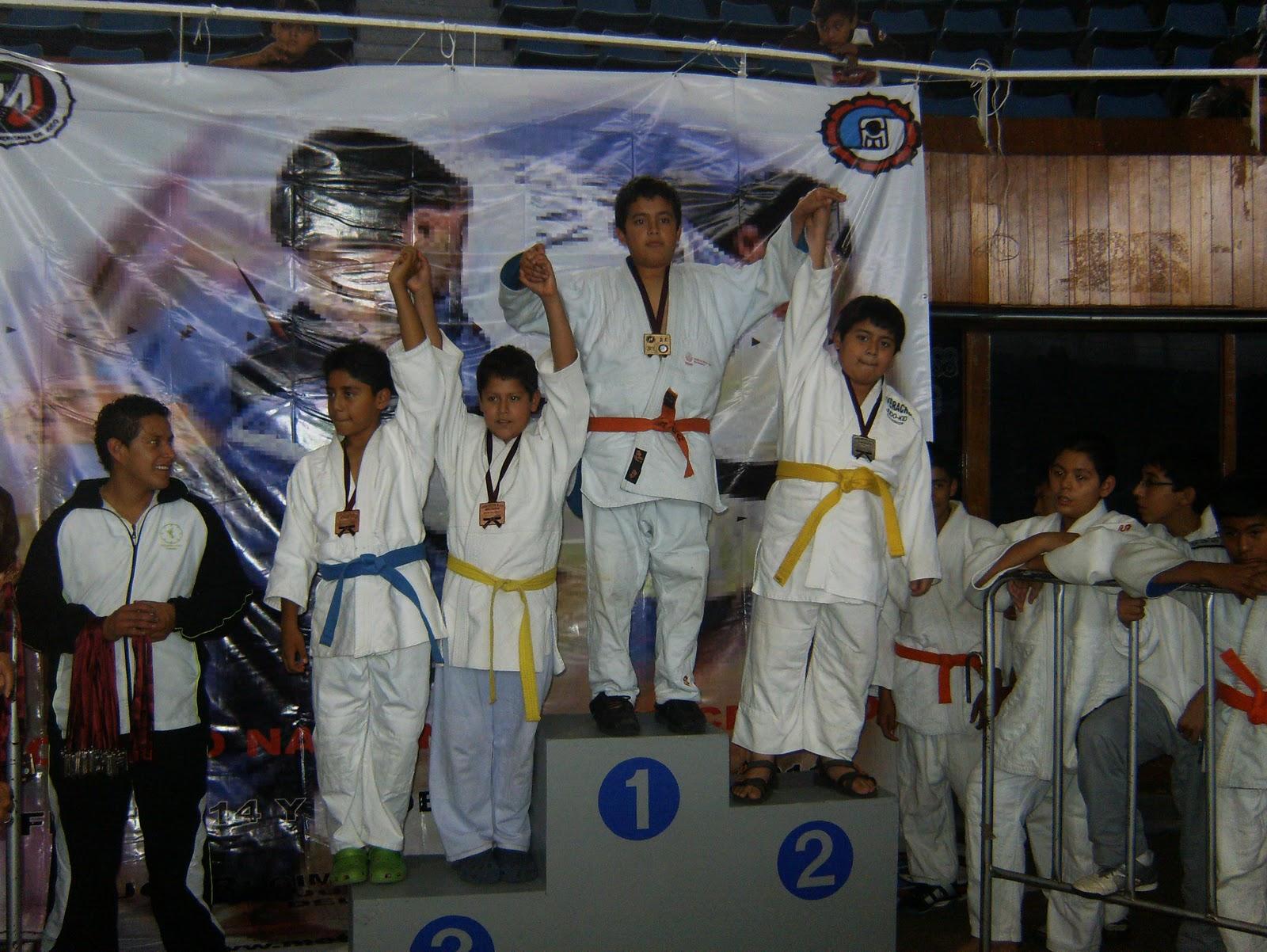 Judo kid coatzacoalcos repiten xito en el torneo for Gimnasio zona centro
