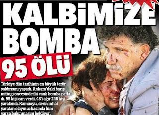 Πέθανε ο άνδρας - σύμβολο της τραγωδίας στην Άγκυρα - Η τραγική ιστορία της αδελφής του...