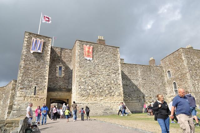 Dover+Castle+bailey
