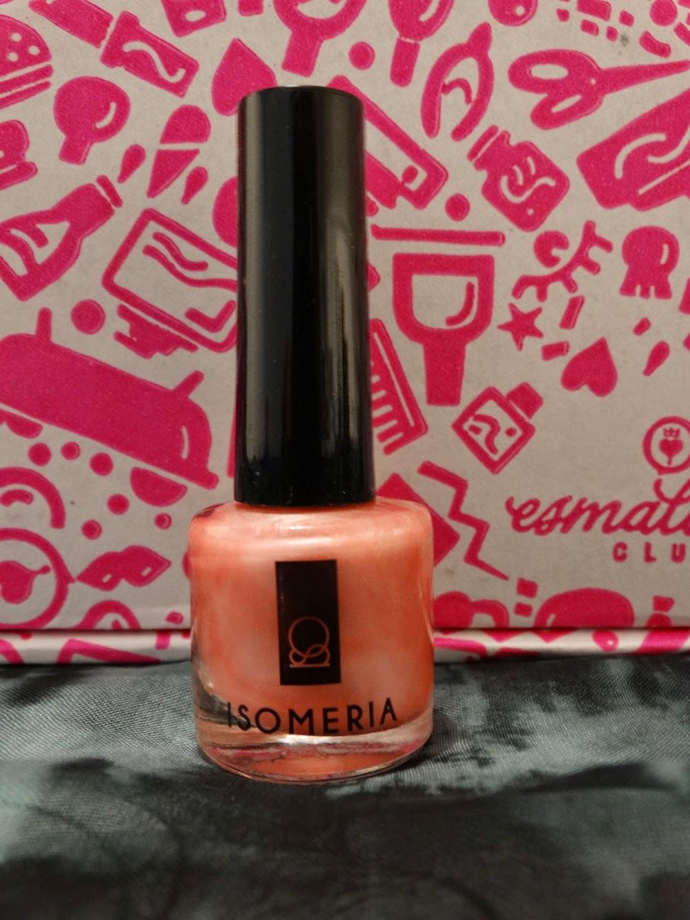 Isomeria - Rosa cintila