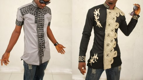African fashion men