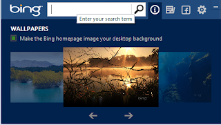 how to delete bing from windows 7