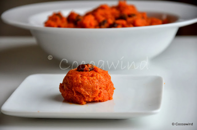 Gajar Ka Halwa - Indian Carrot Pudding