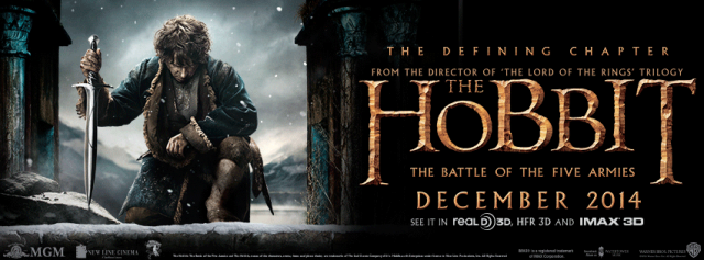 Watch: THE BATTLE OF FIVE ARMIES