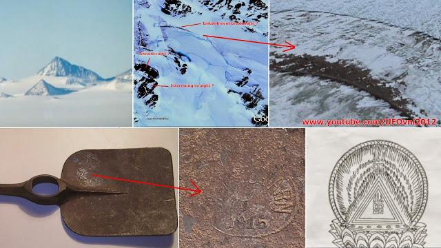 La direction de la Russie Eugene Gavrilov révèle les secrets de l'Antarctique