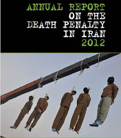 Annual Report On The Death Penalty In Iran - 2012
