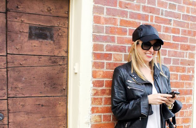 how to wear a leather baseball cap, leather baseball cap