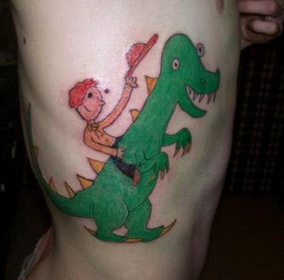 Tatuaje de la infancia
