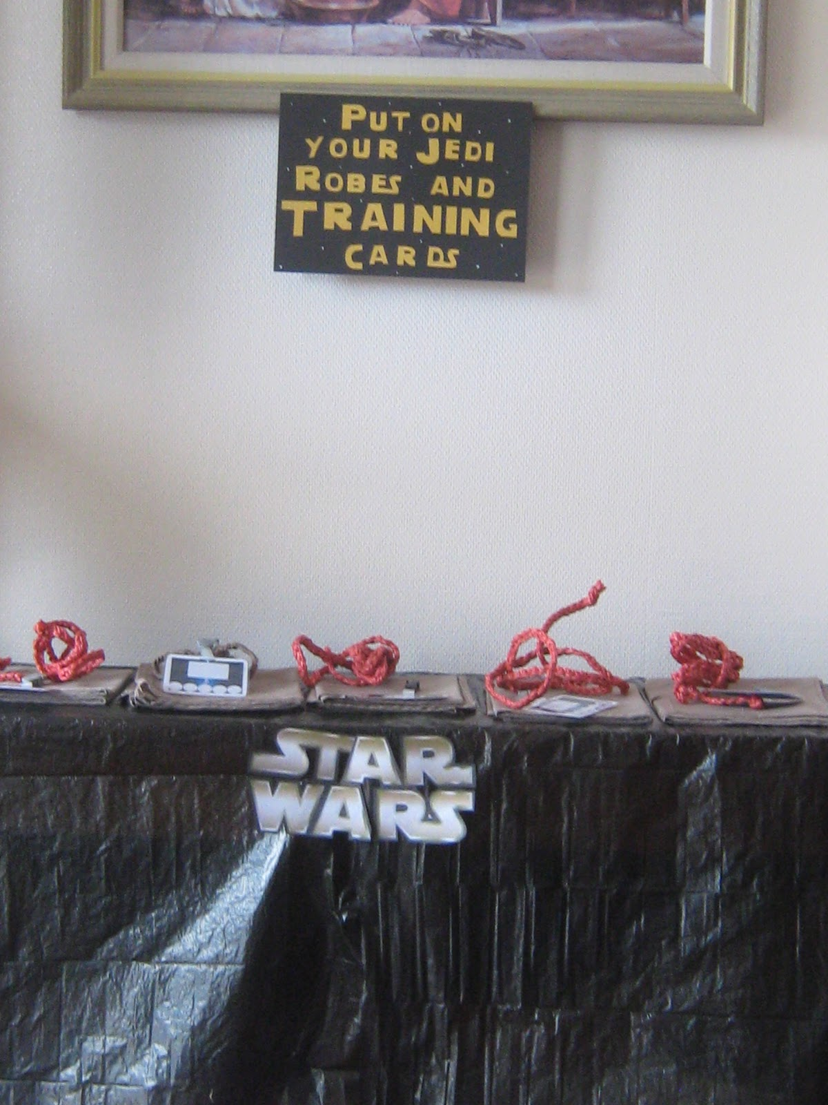 aiming to be a well rounded woman adams star wars party