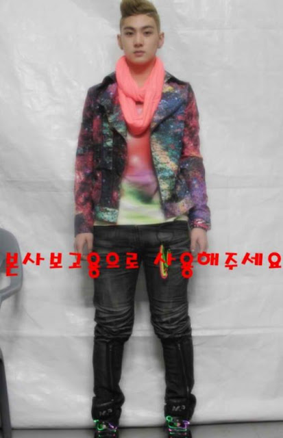 [Pic][09.01.12] Pledis Boys para Amazine B