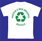 Proteja o meio ambiente - Recicle