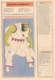 Pulsar Stargrave (ficha dc comics)