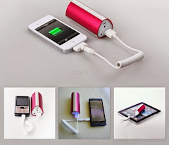 2,600mA Power Bank