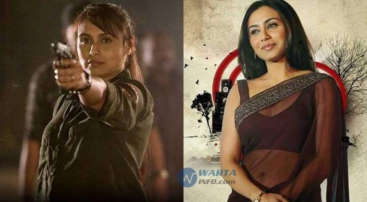 Foto hot seksi Rani Mukherjee Artis cantik india bollywood berperan polisi