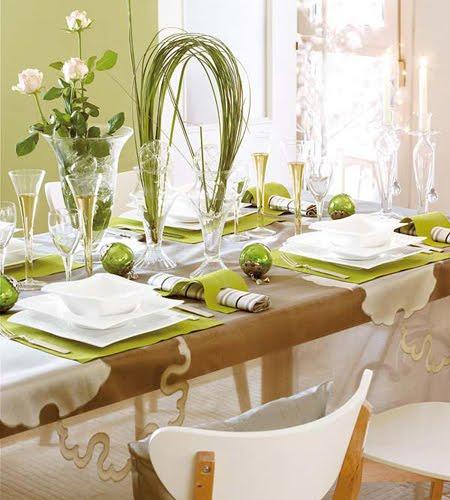 Празнична украса за маса