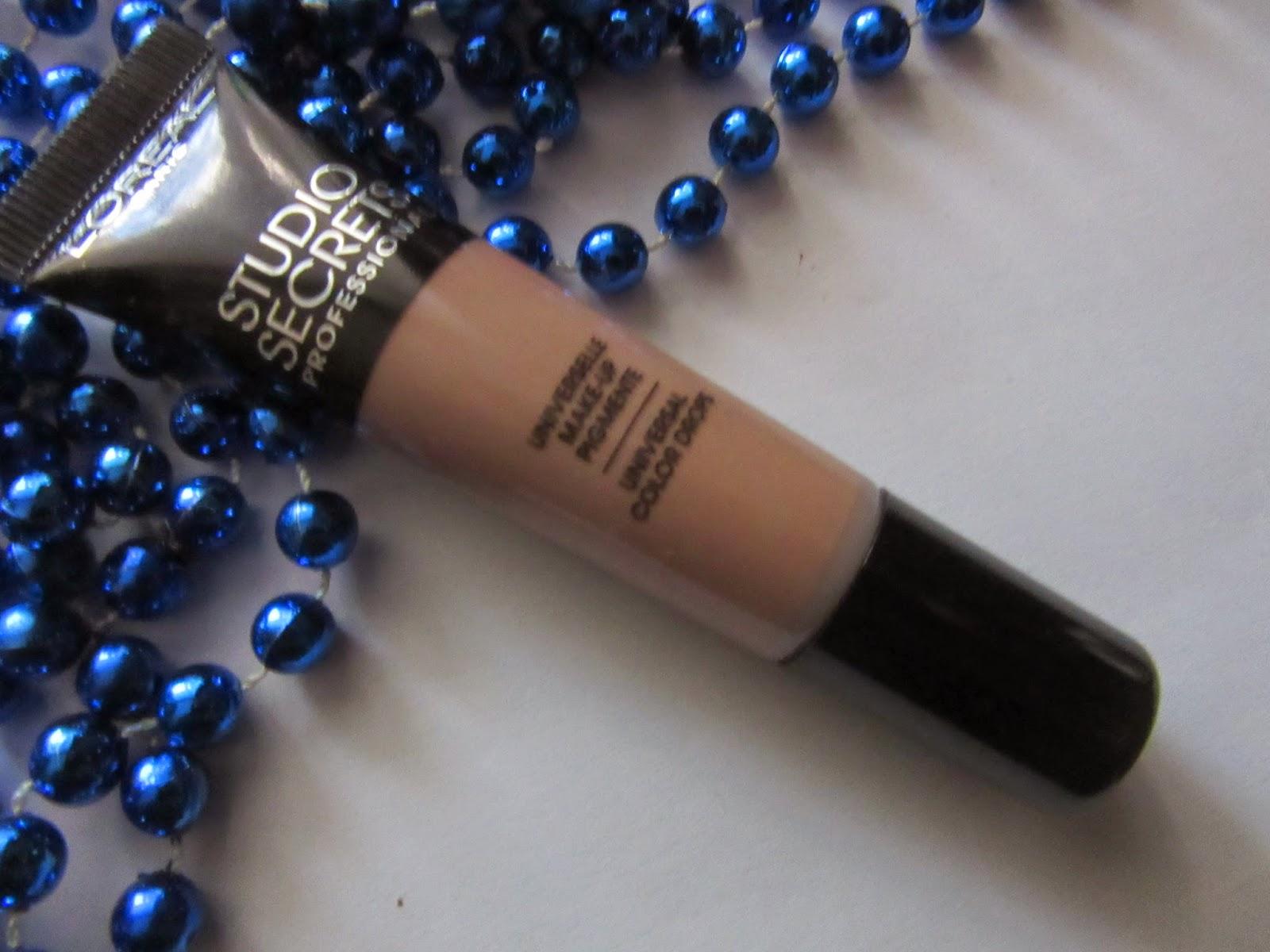 L'Oréal Paris: Studio Secrets pigment pre mejkap