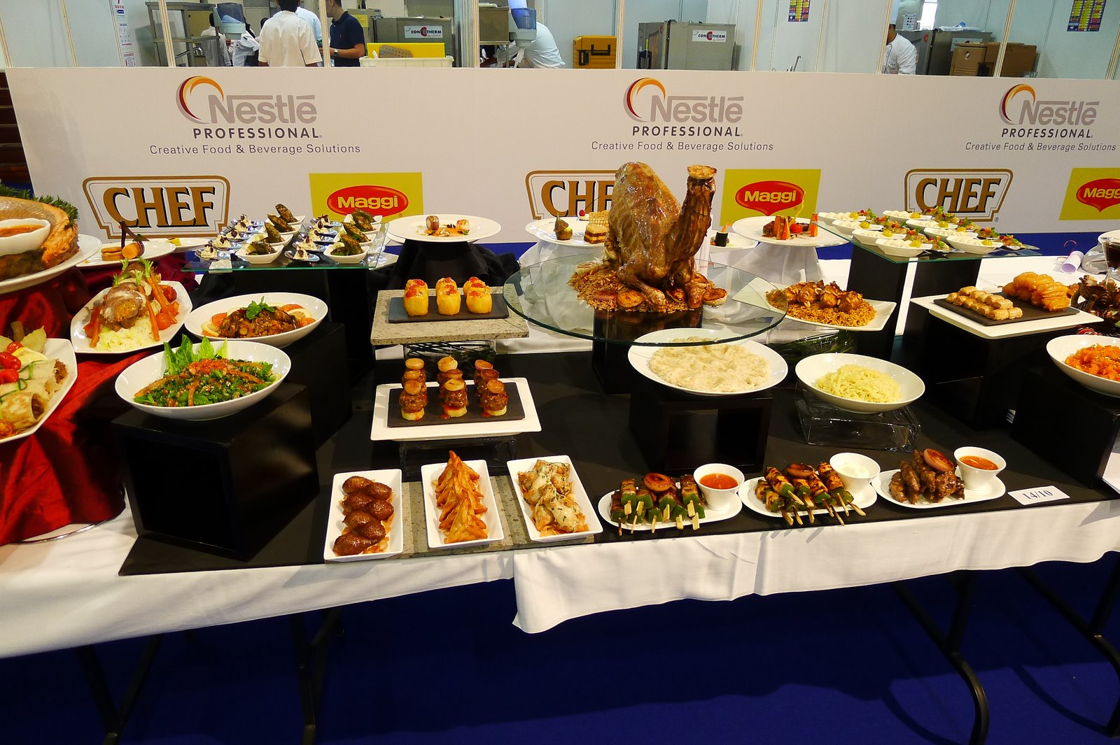 Worldchefs youngchefs emirates culinary gulid 39 s salon for Salon culinaire lille