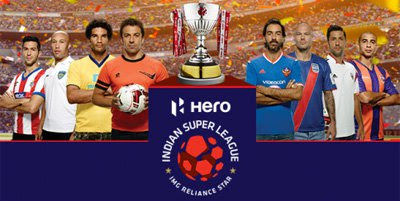 ISL Indian Super League 2017 Points Table & Team Standings
