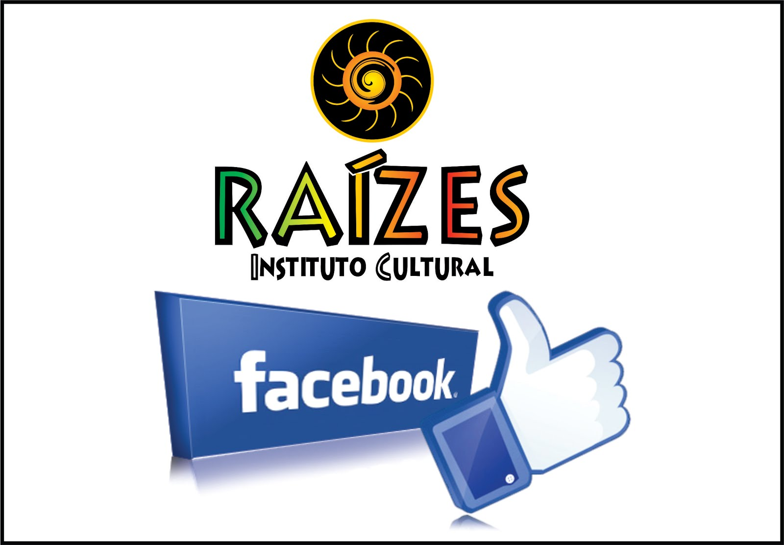 INSTITUTO RAÍZES NO FACEBOOK