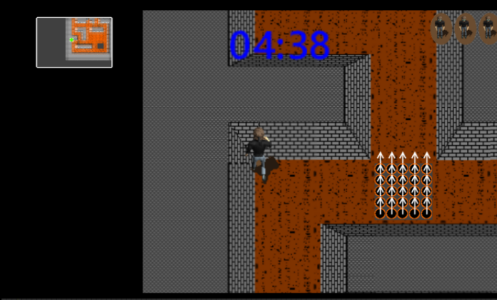 Ninja Labyrinth for windows phone 7