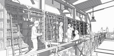 La future bibliothèque