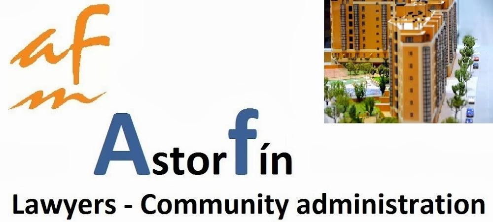 ASTORFÍN WEBSITE