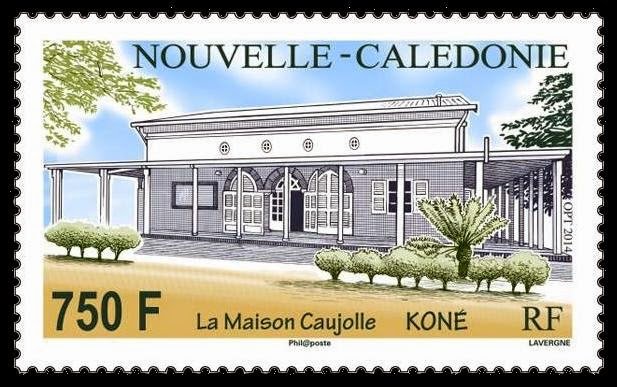 Kone New Caledonia  City pictures : NEW CALEDONIA ~ Home Caujolle Koné