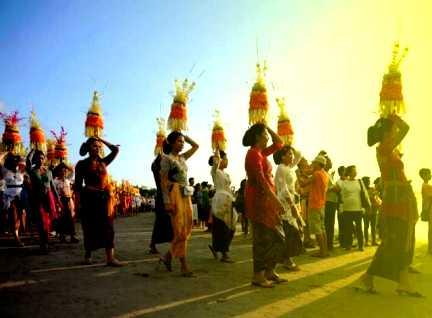 Kuta Kanival in Bali