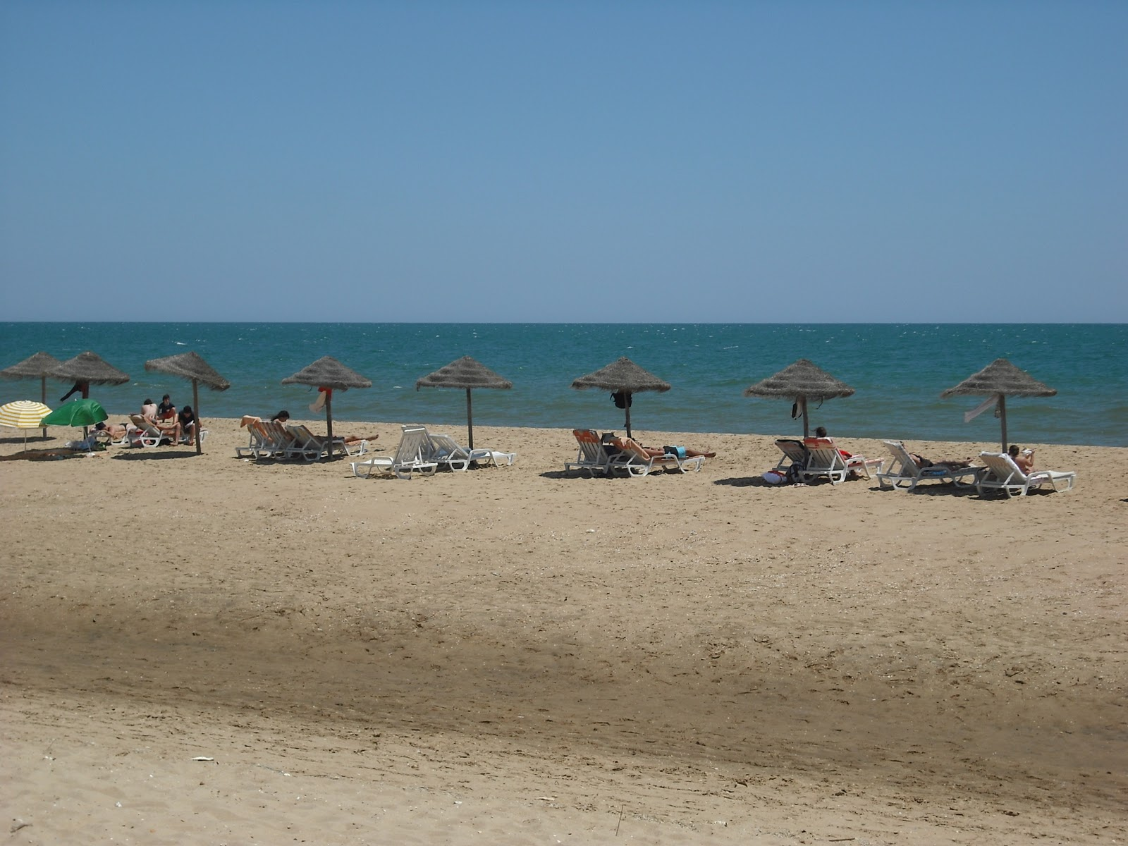 Playas de lepe hamacas y sombrillas - Hamacas de playa ...