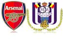 FC Arsenal - RSC Anderlecht Live Stream