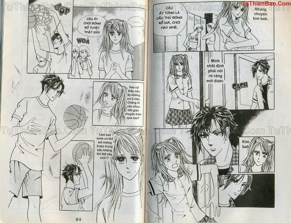 Nữ sinh chap 6 - Trang 43